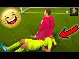 FIFA 17 - Смешные Моменты,Приколы,Глюки
