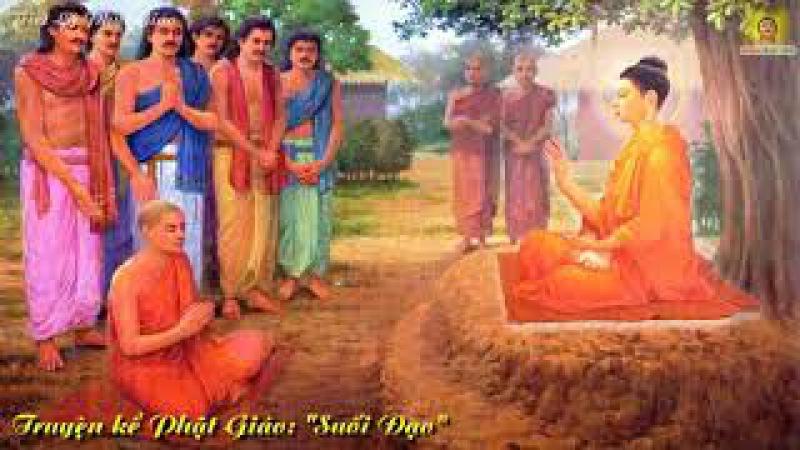 Truyện Kể Phật Giáo Suối Đạo - Triết Lý Phật Giáo