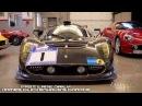 James Glickenhaus Garage P4 5 Competizione EXCLUSIVE Fast Lane Daily