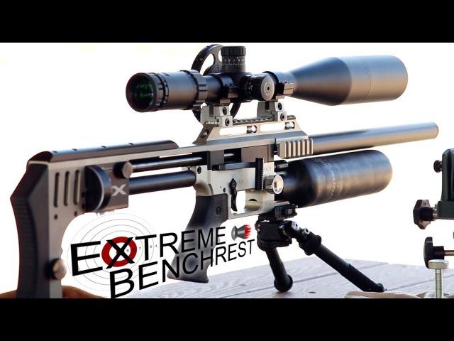 2015 Extreme Benchrest - FX Airguns