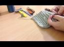 Вязание мехом для начинающих. Часть 1