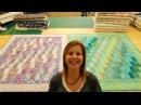 Pt. 2 | Baby Bargello Long Arm Quilting