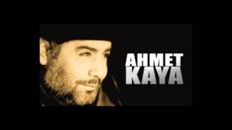 Ahmet KAYA Bu gece beni düşün..