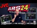 JVC KW-R930BT JVC KW-X830BT JVC KW-DB93BT | Autoradio-Vergleich | ARS24