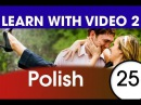 Learn Polish with Video - 5 More Must-Know Polish Words 2