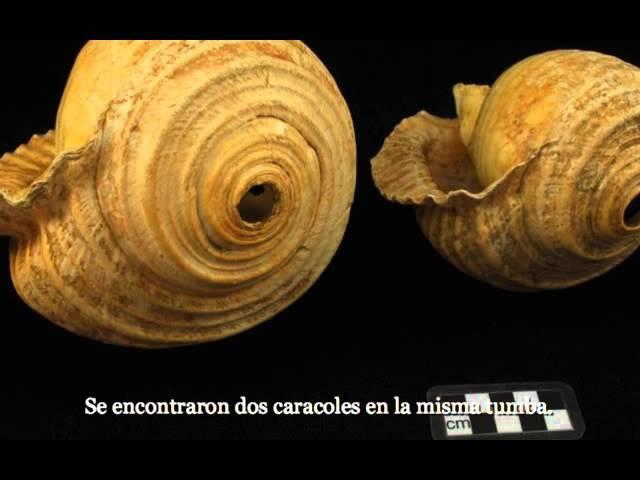 Objetos sonoros en San José de Moro Cultura Moche Perú