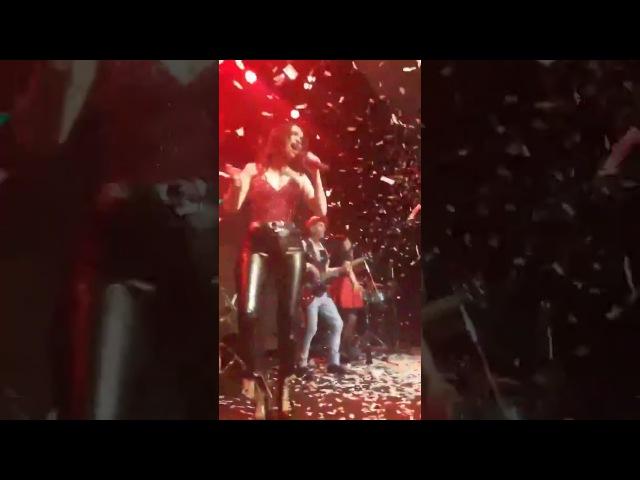 Natalia Oreiro Cambio dolor en Goldencenter Eventos