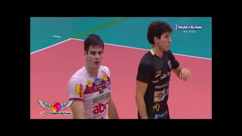 [HD] Canoas vs JF Volei | 08-12-2017 | Brazil SuperLiga Men 2017/2018