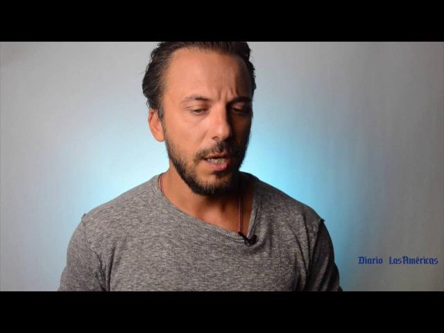 Serkan Altunorak, actor de El Sultán habla en español