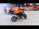 Ktm stunts show in ranchi 1080 p full hd360p