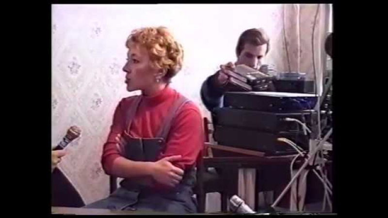 1994 Мегион 4 школа телестудия ШТРИХ