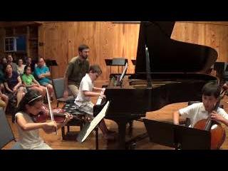 Claude Debussy • Piano Trio in G major — III. Andante espressivo