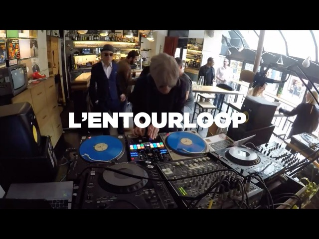 L'Entourloop • DJ Set • Le Mellotron