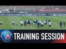 Paris Saint-Germain training session PARIS SAINT-GERMAIN vs CELTIC GLASGOW