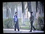 ГДР ФРГ прощание с полком и выезд в СССР