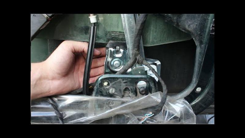 Блог полноприводной шкоды. Замена стеклоподъёмника на октавии.