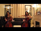 Twin Bees - Tina Guo &amp Ting Guo play the Flight of the Bumble Bee
