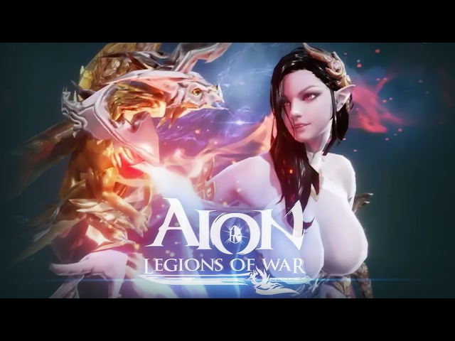 Aion Legions of War - Episode 1 Gameplay - Android on PC - Mobile - F2P - EN