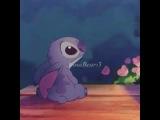 Here take some more feels cause I'm still sad. #stitch  #sadedit