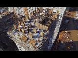 Ход строительства ЖК Грин Парк (Green Park) от ГК ПИК 14 марта 2017