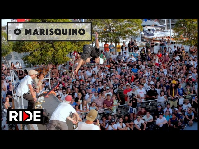 How Aurelien Giraud Won the OMarisquino 2017