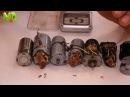 Платина в электрическом двигателе (моторчике) ДПМ