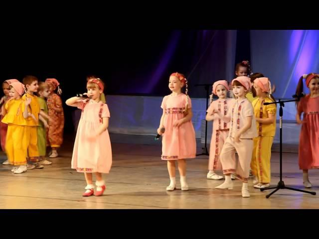 Гран-при Дети рулят! - 2012. Группа Бэби - Попурри