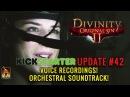 Divinity: Original Sin 2 - Kickstarter Update 42: Voice Recordings! Orchestral Soundtrack!