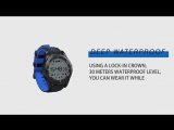 NO1 F3 IP68 Waterproof long standby time bluetooth 40 smartwatch