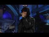 Eminem — Walk On Water, Stan, Love The Way You Lie @ Saturday Night Live