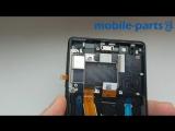 Дисплейный модуль для Nokia 3 Dual Sim Black оригинал