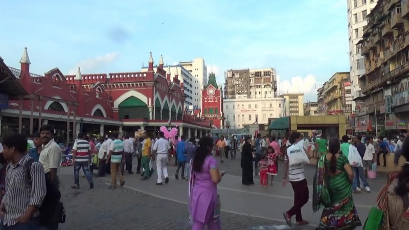 Street food. Kolkata