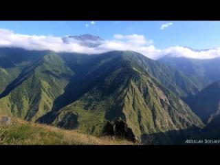 Красота горной Чечни.