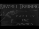 1938 U.S. Army Training Film - Bayonet Training (Full) - YouTube (360p)