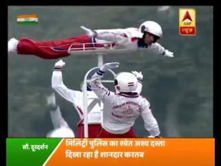 Все-таки в Индии свои законы физики