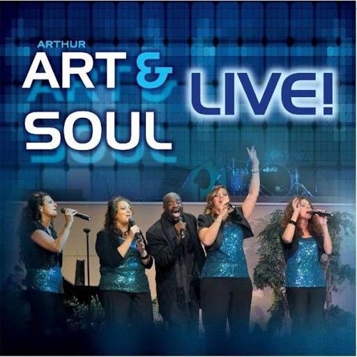 Артур альбом Art & Soul Live