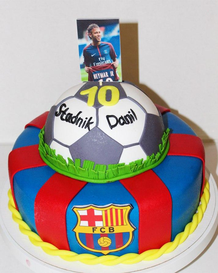 Торт для Футболиста (Арт. 95)