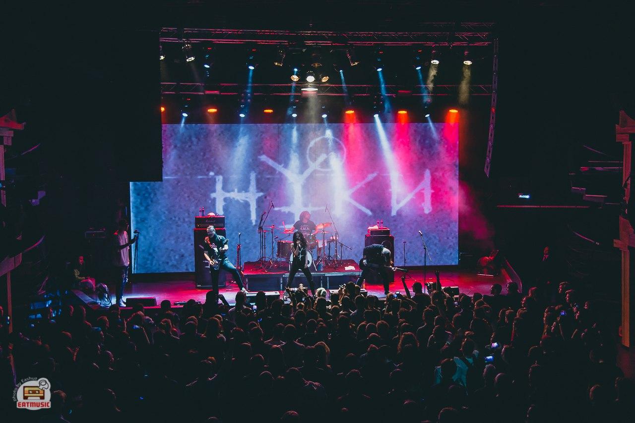 Концерт формации Нуки в клубе RED 02.06.2017: репортаж, фото Екатерина Шуть