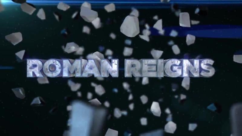 Roman Reigns New Titantron 2014 HD