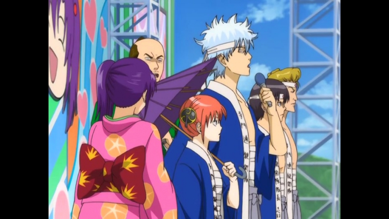 Gintama TV1 158 episode Eng Sub (2006)