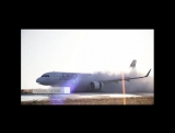 Airbus A-321 NEO Testing
