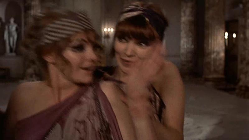 ВЛЮБЛЕННЫЕ ЖЕНЩИНЫ (1969) - мелодрама, экранизация. Кен Рассел
