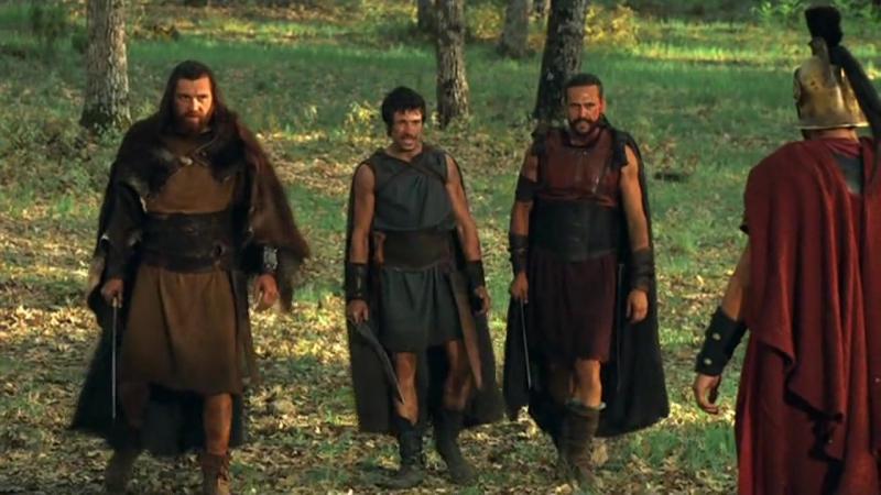 Римская Испания, легенда / Испания, легенда 2 сезон 3 серия озвучка