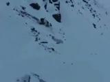 В Якутии охотники добыли горного барана голыми руками