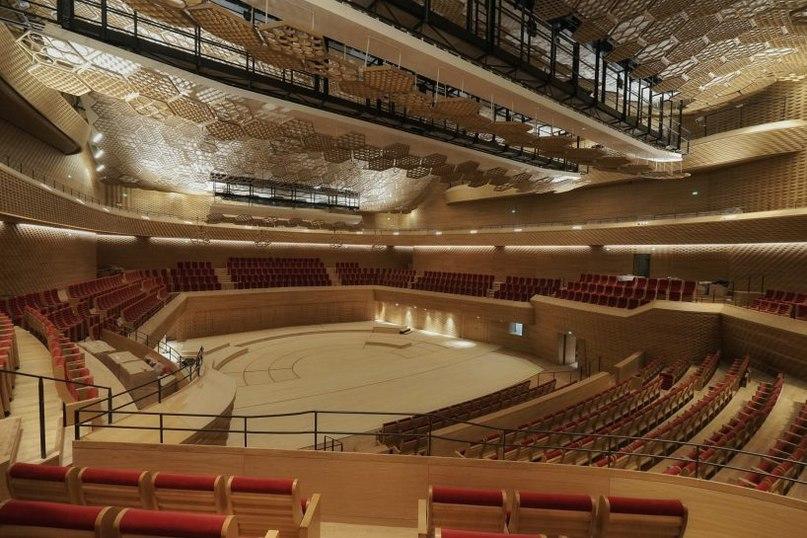 'la seine musicale' by shigeru ban and jean de gastines opens in western paris (Part 1)