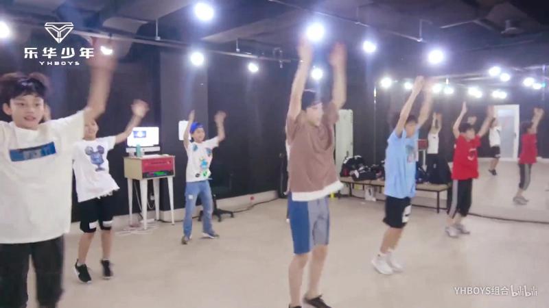 YHBOYS тренировка и практика (рус.суб)