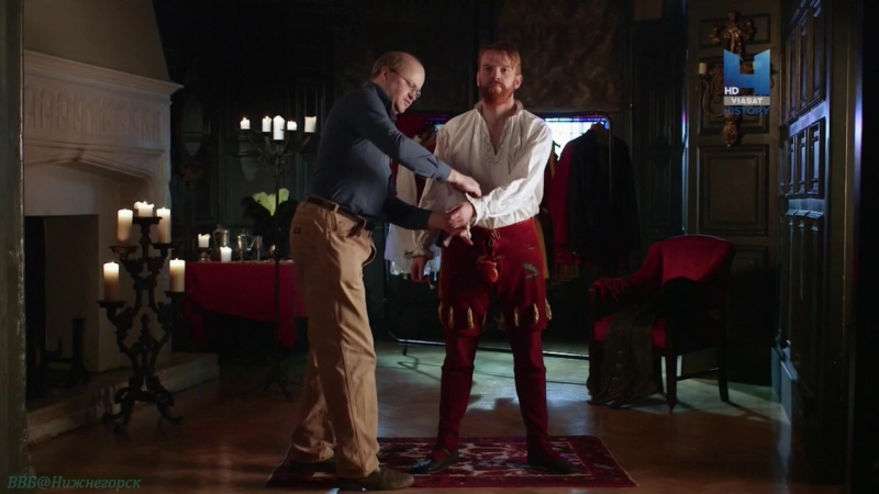 «Частная жизнь Тюдоров (1). Генрих VIII Расцвет династии» (Познавательный, история, 2016)