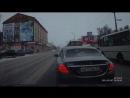 Неадекватный на Mercedes м817нк 29RUS Архангельск