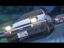 Initial D Final Stage 01 2014 аниме, фильм про гонки , погони , машины