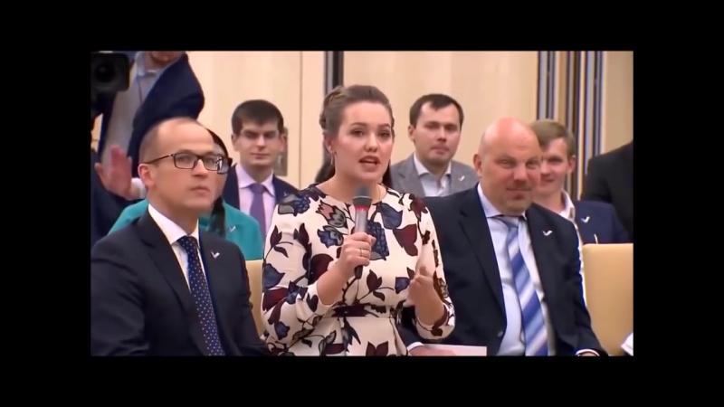 Путин в ШОКЕ девушка рассказала как крадут миллиарды...